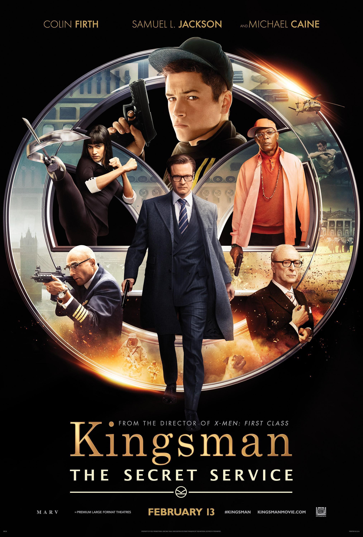 Kingsman : The Secret Service คิงส์แมน โคตรพิทักษ์บ่มพยัคฆ์